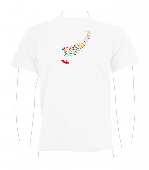 Invasió T-Shirt white