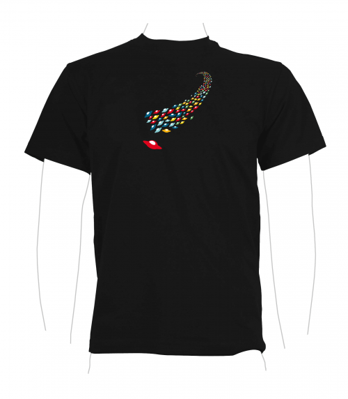 Invasió T-Shirt black
