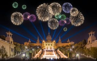 New Year's Eve Barcelona